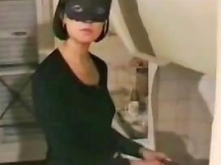 French Brunette Mom In A Mask Wants Young Cocks And Sucks Drtuber