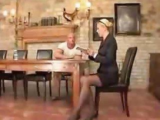 German Milf Fucked Anal Drtuber