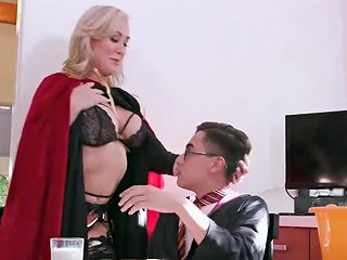 Bangbros Halloween Threesome With Milf Brandi Love And Teen Kenzie Reeves 124 Redtube Free Big Tits Porn