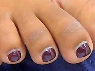 Brittany Ritter Purple Toes Free Purple Pornhub Porn Video