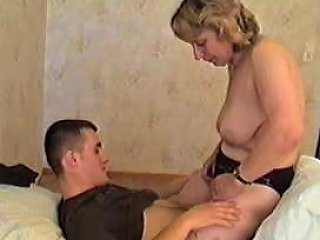 Russian Mom Son's Friend Old Fat And Not Attractive